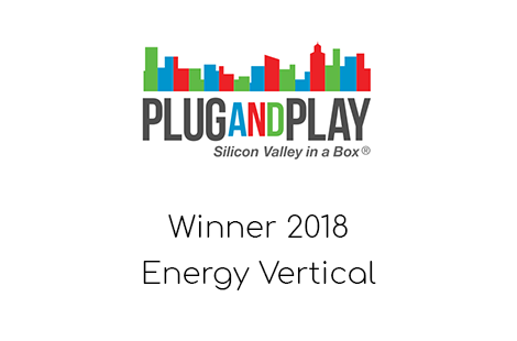 Plug and Play Energy Vertical Award Winner