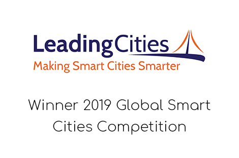 Global Smart Cities Award Winner
